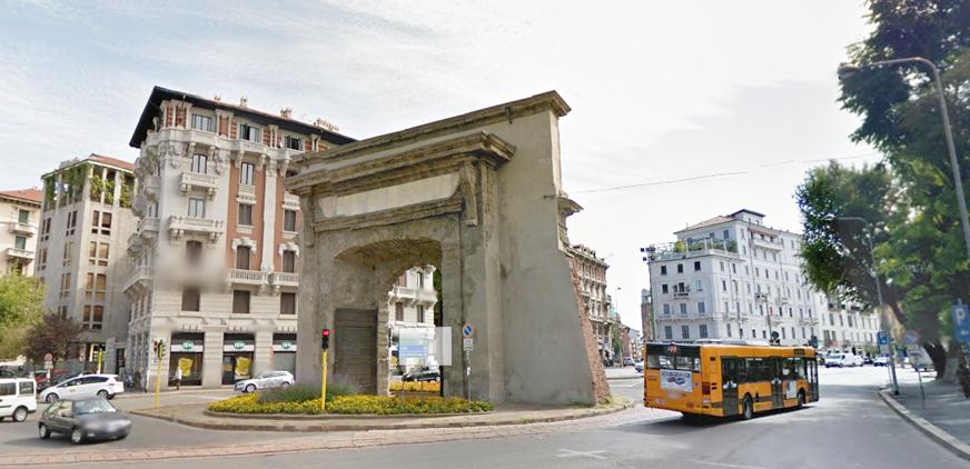 Autosilo medaglie d 39 oro parcheggio a milano zona porta - Stanza singola milano porta romana ...